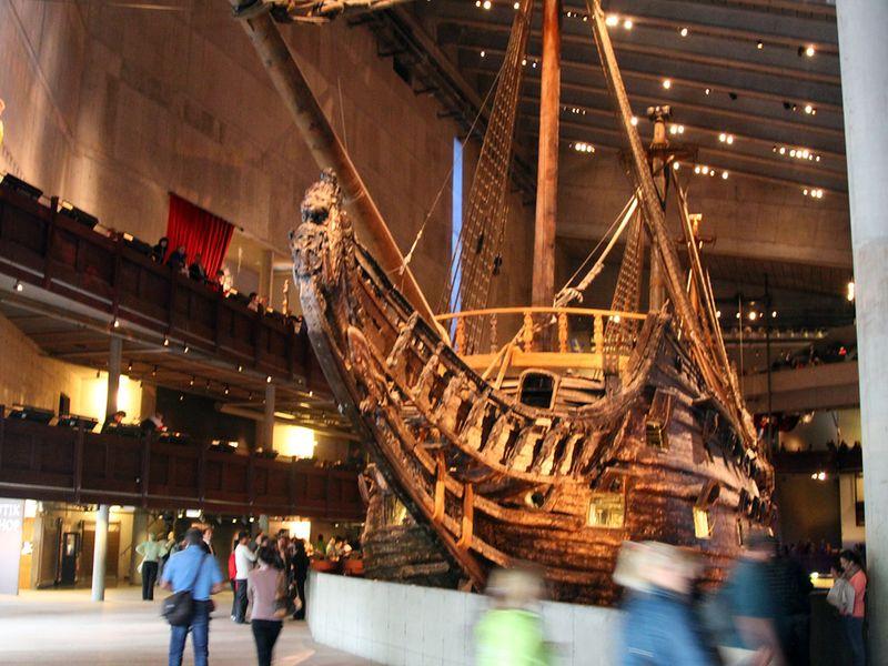 Экскурсия История одного кораблекрушения