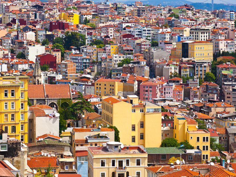 Экскурсия Современный Стамбул