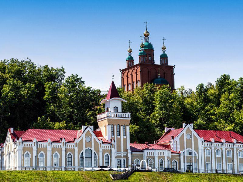 Экскурсия Из Ижевска в Сарапул — жемчужину русского Прикамья