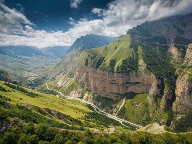 Джип-тур: Чегемские водопады, Эль-Тюбю иозеро Гижгит