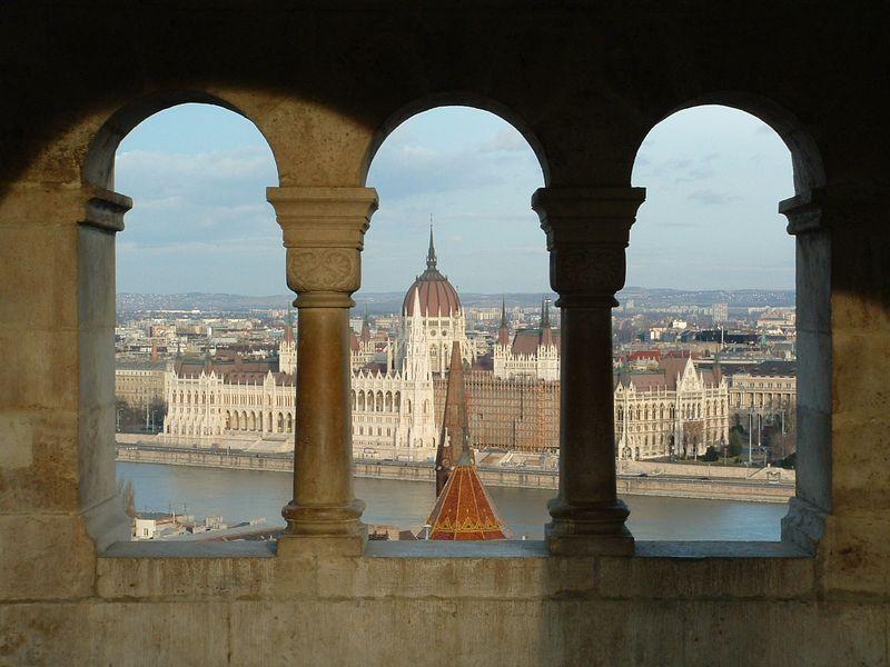 Будапешт, экскурсия