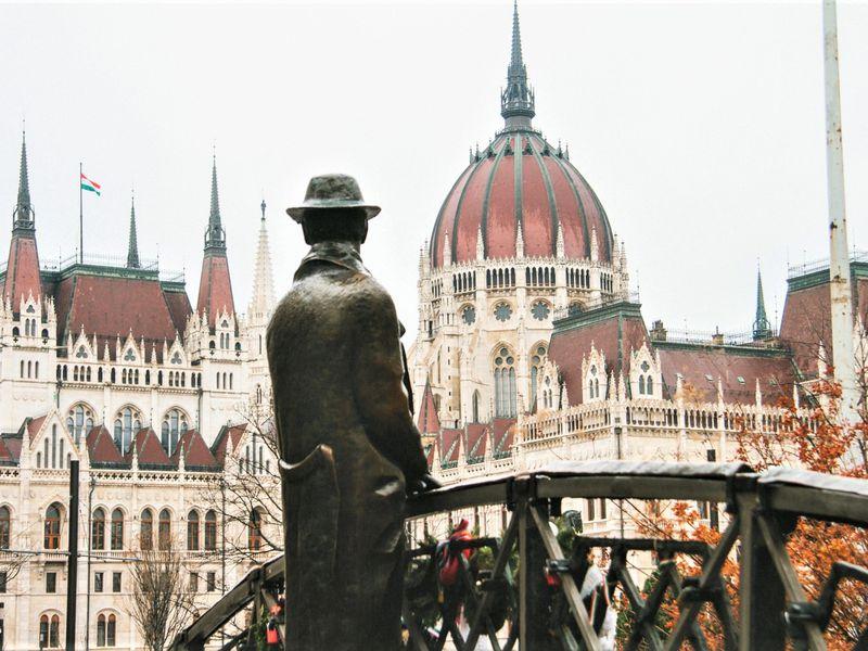Экскурсия Пешком по главным местам Будапешта