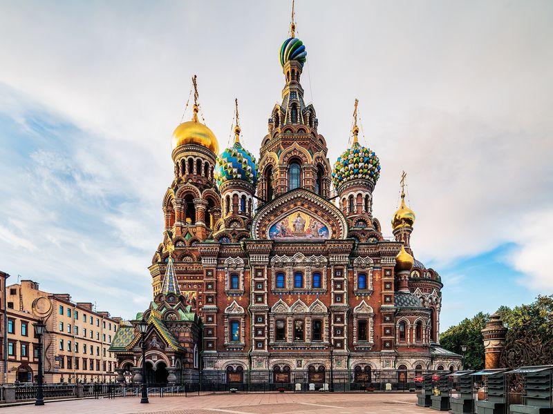 Экскурсия Парадный Петербург с посещением Спаса на Крови и Летнего сада