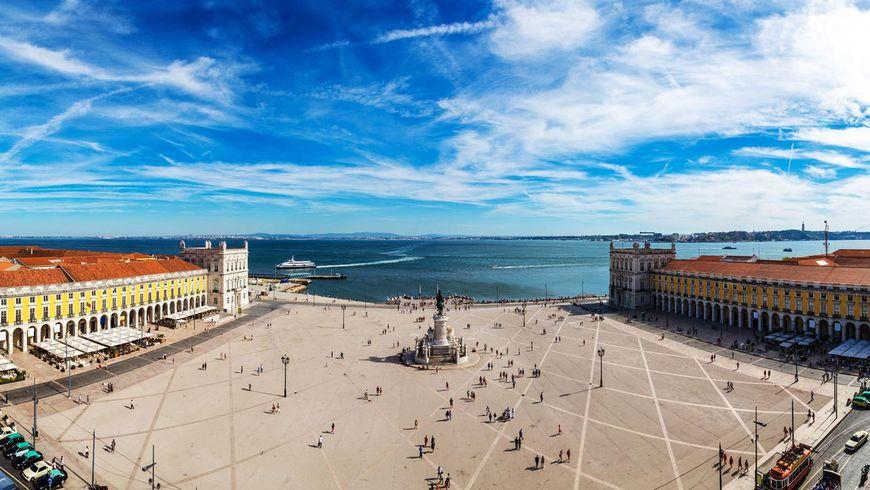 Лиссабон: лучшие панорамы