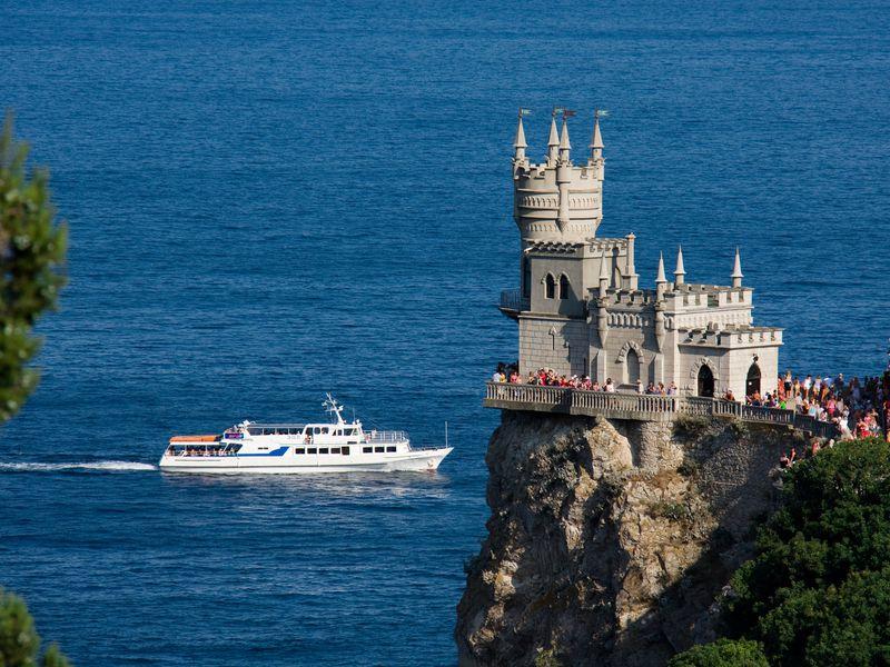 Экскурсия Фантастический Крым: большое путешествие из Алушты