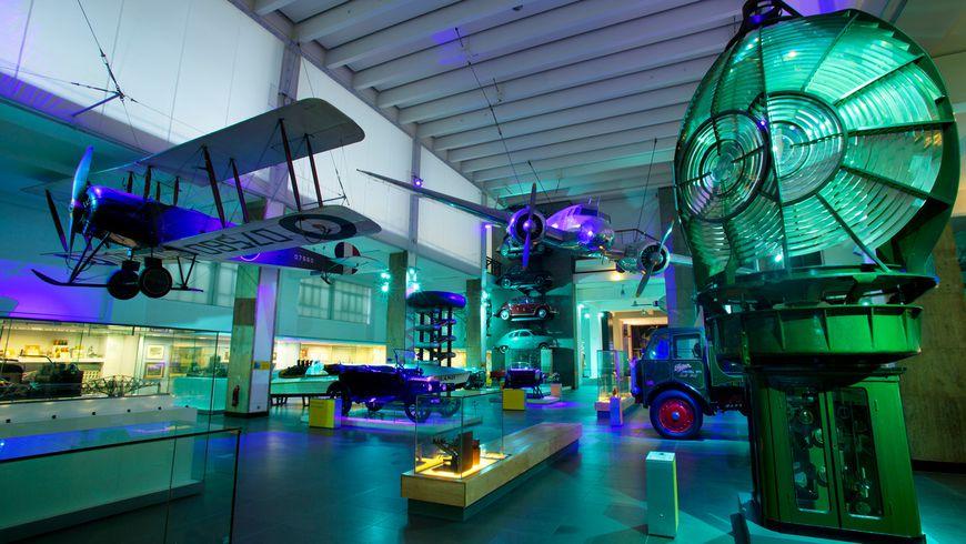 Полёты вЛондонском Музее науки