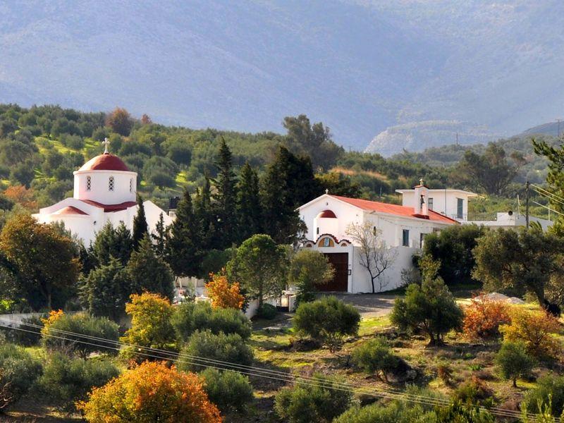 Экскурсия Православные святыни Крита