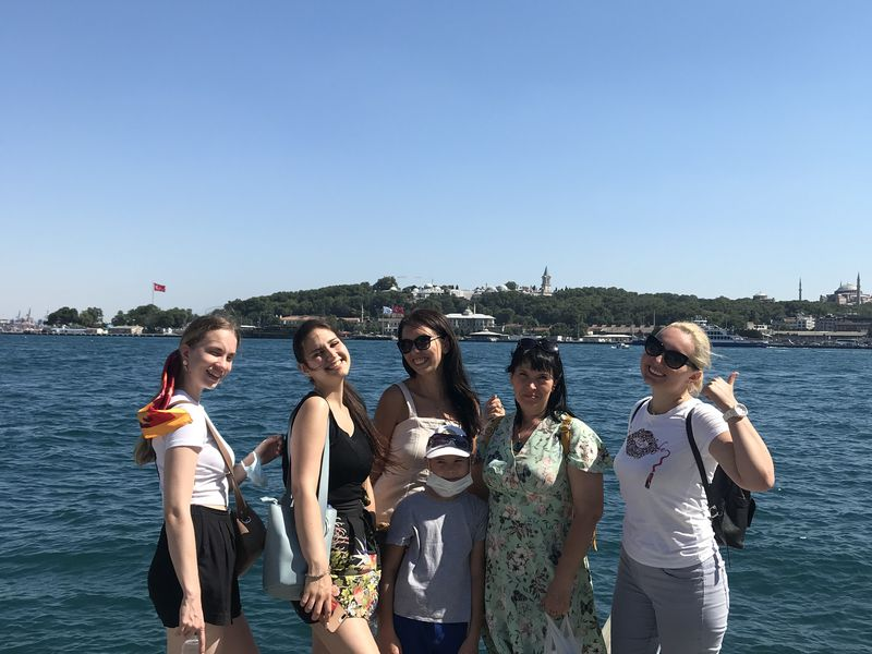 Фото Открывая Стамбул