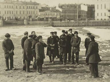Хулиганы Петроградской стороны