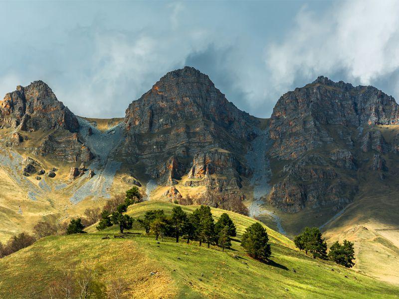Экскурсия Один день вИнгушетии: горы, башни, водопады