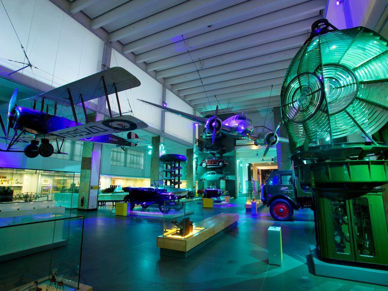 Экскурсия Полёты вЛондонском Музее науки