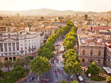 Фотосессия и прогулка по старинной Барселоне