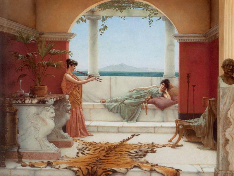 Экскурсия Женщины в Древней Греции