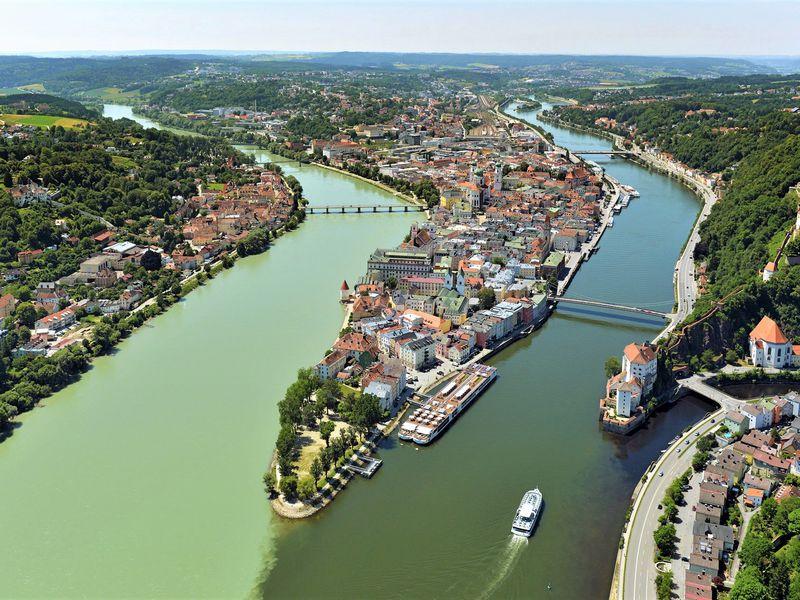 Экскурсия Экскурсия из Праги в баварский Пассау