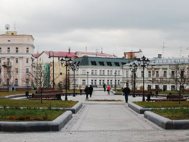 Свидание со Старой Москвой