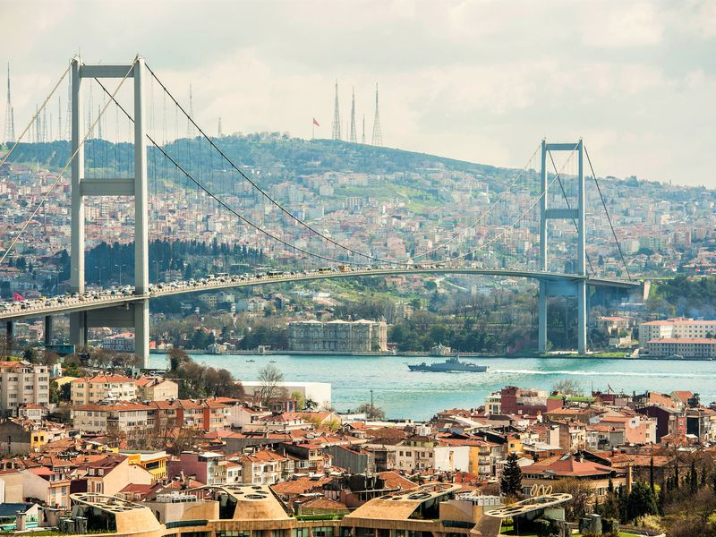 Экскурсия Большое путешествие поСтамбулу наавтобусе