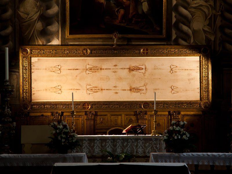 Экскурсия История Турина, Плащаница и христианское наследие