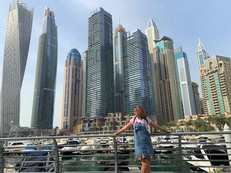 Экскурсия Дубай: пустыня, бьющая мировые рекорды