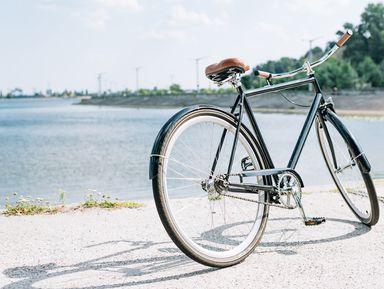По старинному Рыбинску на велосипеде!