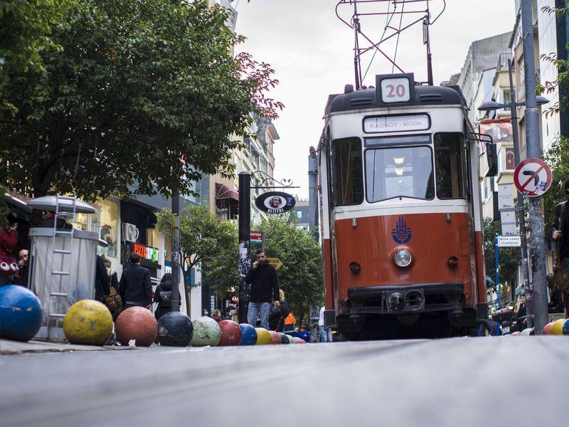 Экскурсия Стамбул современный: мода, контрасты, традиции