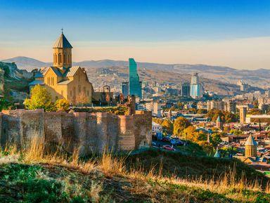 Знакомьтесь, Тбилиси!