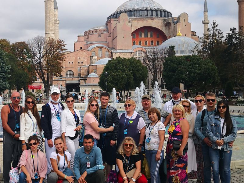 Фото Что посмотреть в Стамбуле за 5 часов!