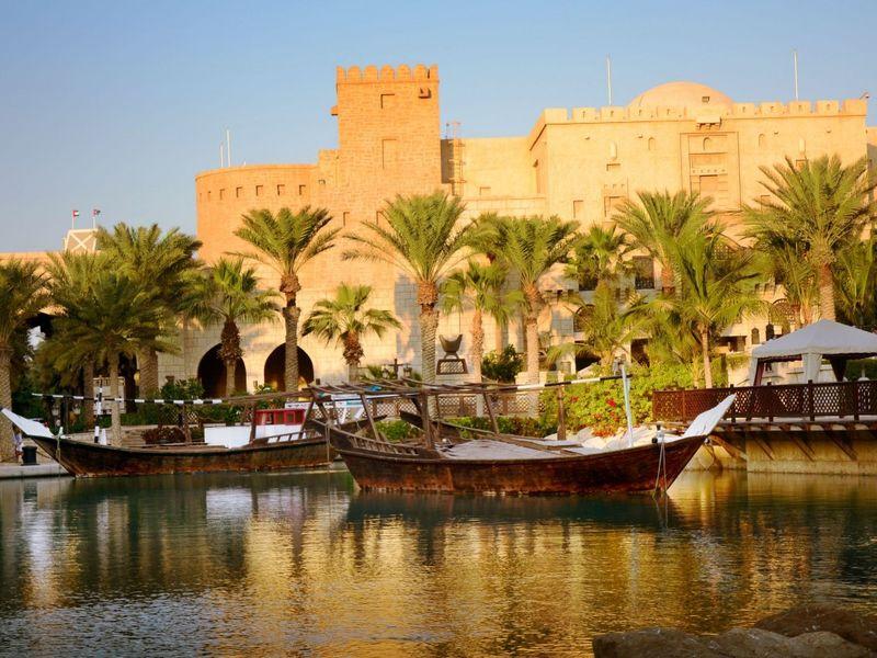 Экскурсия Исторические районы Дубая