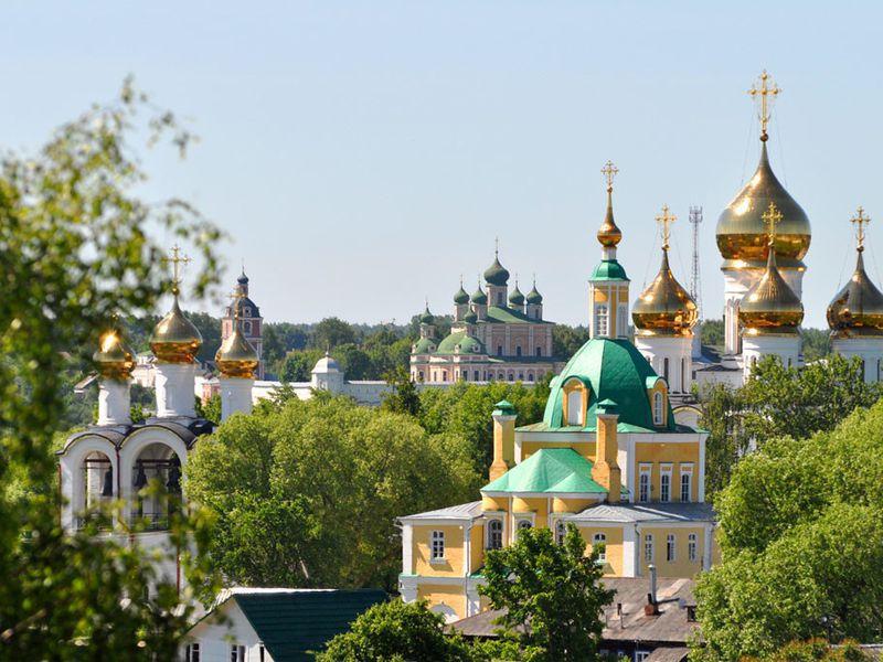Экскурсия Святыни Переславля-Залесского