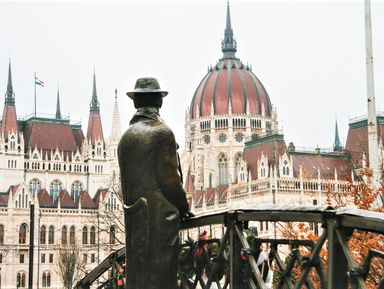 Пешком по главным местам Будапешта