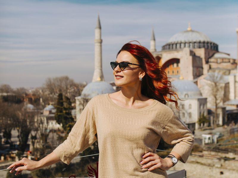 Экскурсия Фотопрогулка по утреннему Стамбулу