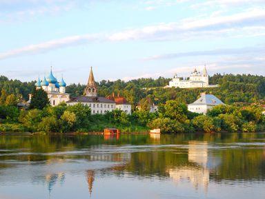 Из Нижнего Новгорода — в Гороховец