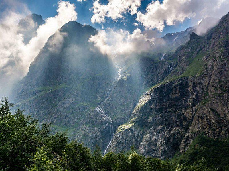 Экскурсия Северная Осетия — рай на земле
