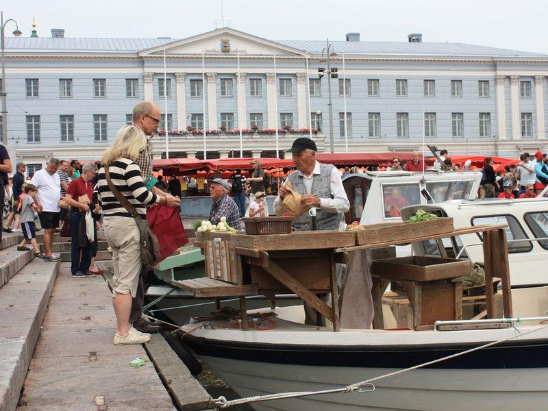 Экскурсия Хельсинки — городские легенды и местные традиции