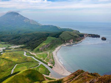 Открыть Сахалин: японские тории, Тихая бухта и Клоковский водопад