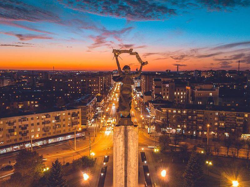 Экскурсия Сияй, вечерняя Калуга!
