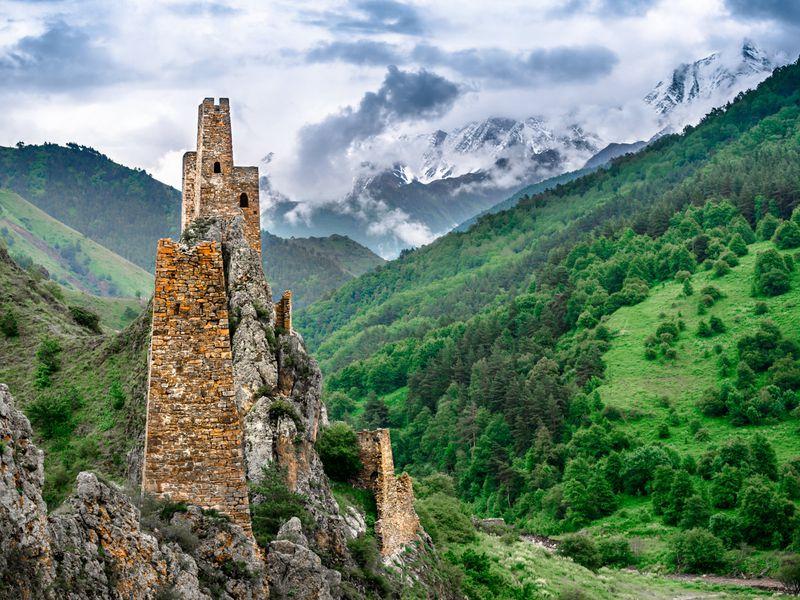 Экскурсия Из Владикавказа — в неизведанную Ингушетию!