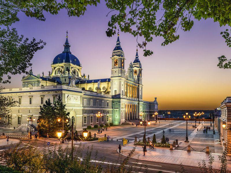 Экскурсия Мадрид для своих