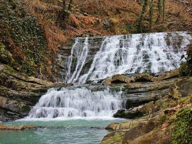 Чарующие Змейковские водопады