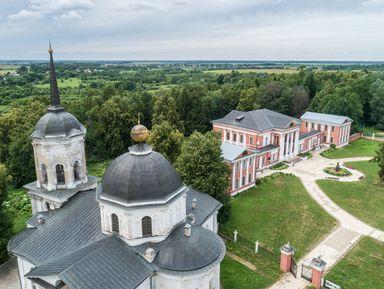 Автомобильное путешествие из Москвы в Ярополец