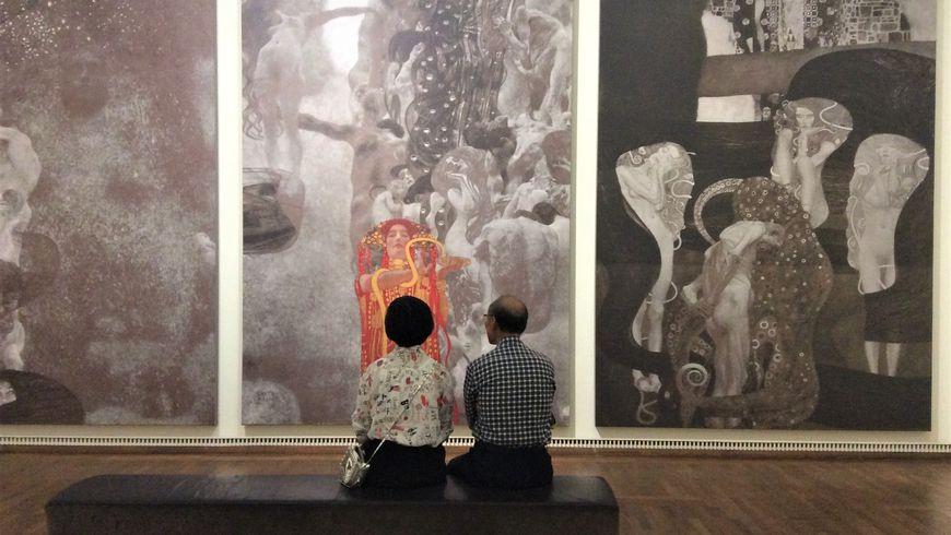 Большой арт-тур потворчеству Густава Климта