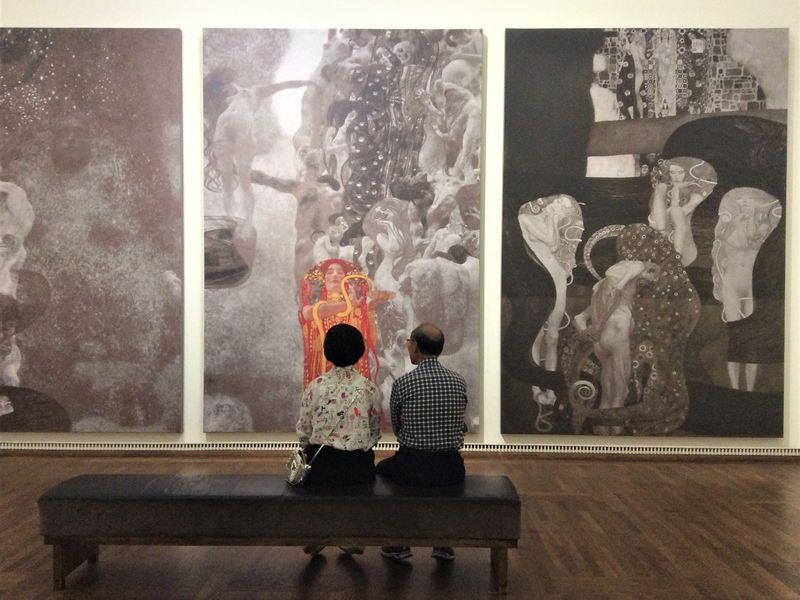 Экскурсия Большой арт-тур потворчеству Густава Климта