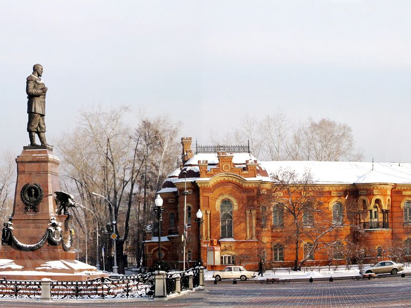 Экскурсия Об Иркутске — с теплотой и любовью!