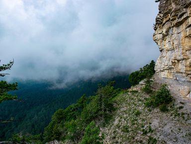 Легендарная Боткинская тропа над Ялтой