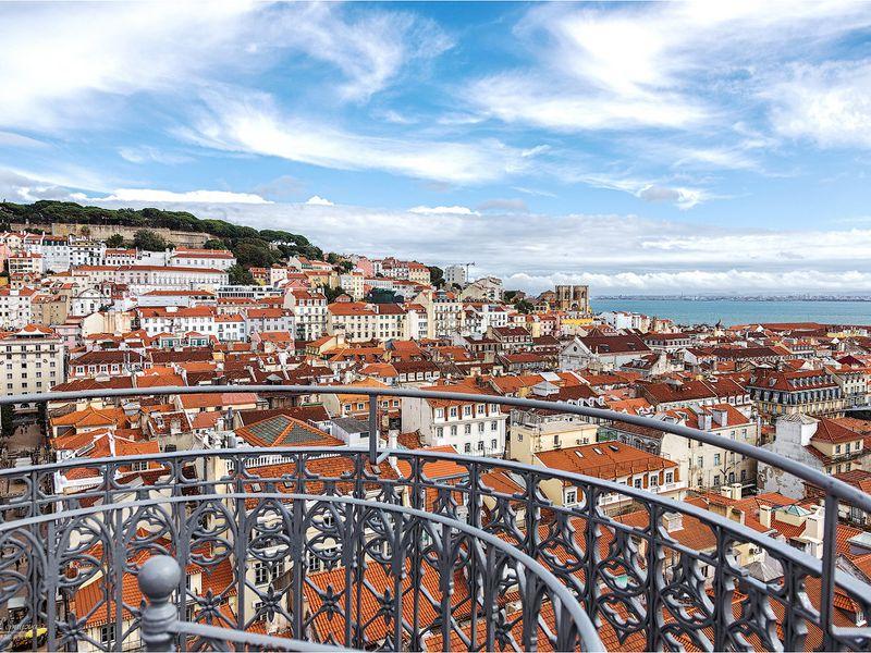 По семи холмам Лиссабона!