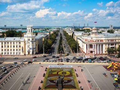 Кемерово — русская идея и американская мечта