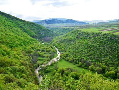 Путешествие в доисторический юг Грузии