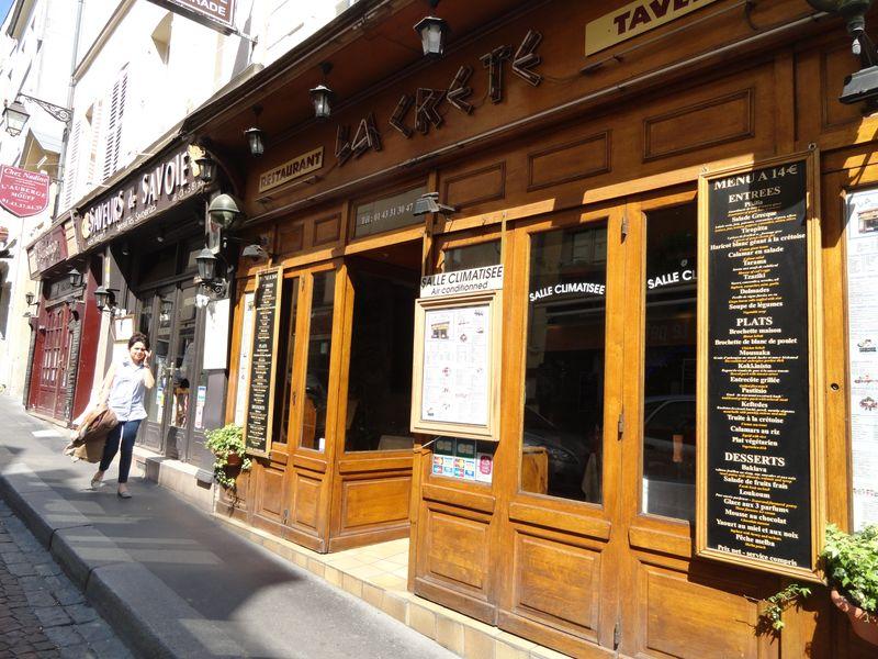 Экскурсия Улица Муфтар: парижский Арбат
