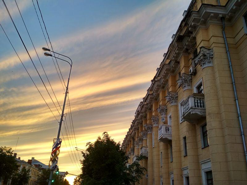 Экскурсия Обзорная экскурсия по центру Ярославля