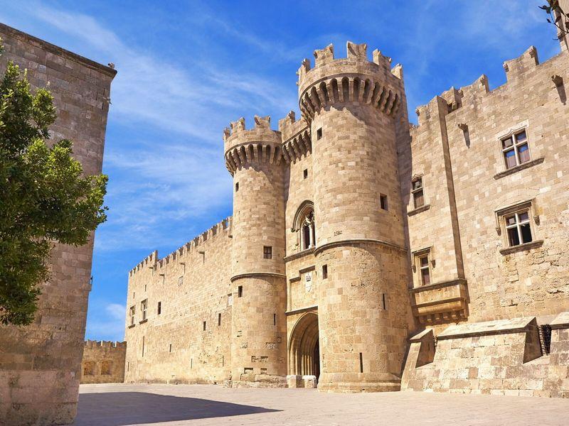 Экскурсия Город Родос — обитель рыцарей
