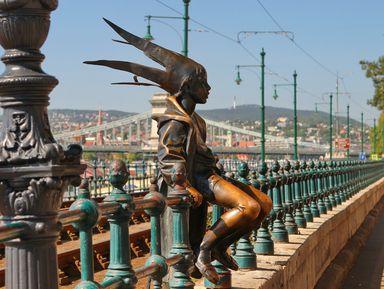 Увлекательный Будапешт для детей